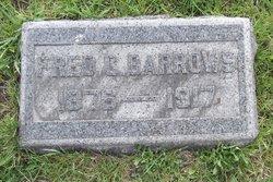 Fred C Barrows