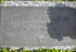 Eugene C Adamson