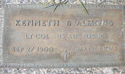 LTC Kenneth B Almond