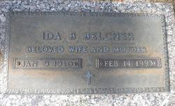 Ida B Belcher