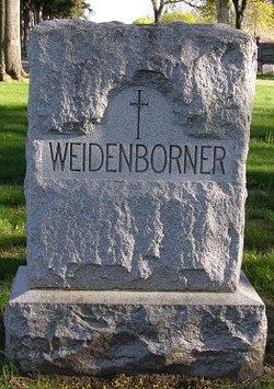 Jacqueline M Weidenborner