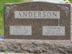 Ione D Anderson