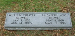 Elizabeth Lyons Brewer