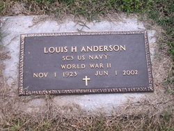 Louis Harold Anderson