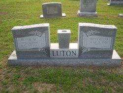 Bessie M. Luton