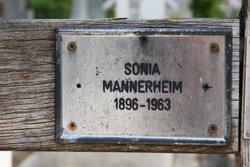 Sophia Mannerheim