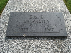 Rose B. Abernathy