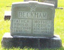 Finis Owen Beckham