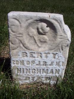 Berty Hinchman