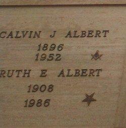Calvin J Albert