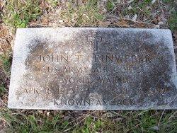 John T Jack Leinweber