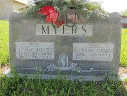 Stephen Grady Myers