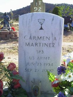 Spec Carmen A. Martinez