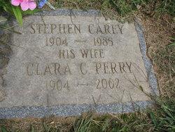 Clara Rose <i>Perry</i> Carey