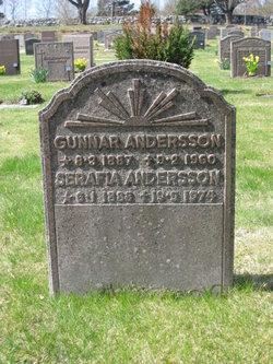 Algot Hugo Gunnar Andersson