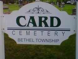 Card Cemetery