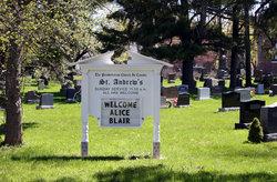 Saint Andrew's Presbyterian Cemetery