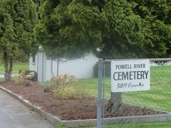 Powell River Cemetery