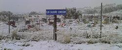 Ojo Caliente Cemetery