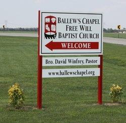 Ballews Chapel Cemetery
