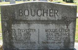 Mollie <i>Leech</i> Boucher