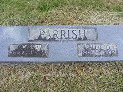 Caledonia Callie <i>Downs</i> Parrish