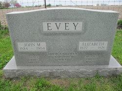 John M. Evey