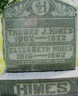 Elizabeth <i>Ewry</i> Himes