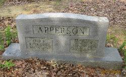 Judith N Apperson
