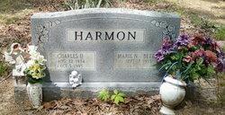 Charles U Harmon