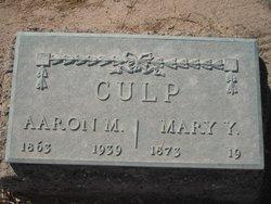 Aaron Milton Culp