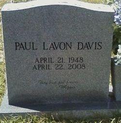 Paul Lavon Davis