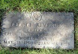 George Alverdes
