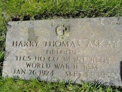 Harry Thomas Askay