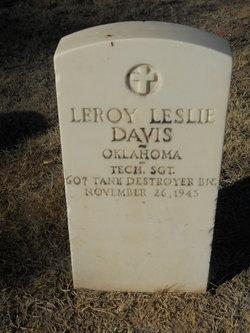 Leroy Leslie Davis