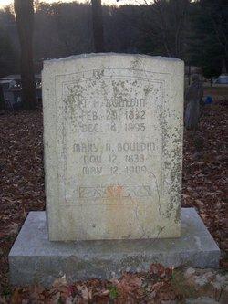 John Hairston Bouldin