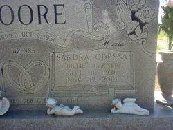 Sandra Odessa Billie <i>Garner</i> Moore