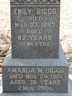Amanda M. Biggs