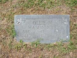 Ollie Mae <i>Grimes</i> Hammond