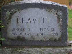 Arnold O. Leavitt