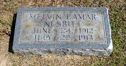 Melvin Lamar Nesbitt