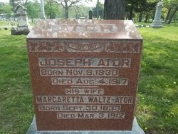 Margaretta <i>Waltz</i> Ator