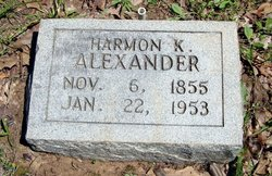 Harmon Kelsey Kels Alexander