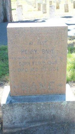 Henry Bane