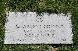 Charles I Collins