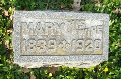 Mary Ann <i>Foster</i> Fisher