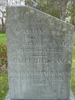 Clifford W Baker
