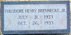 Theodore Henry Brennecke, Jr