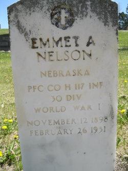 Emmet August Nelson