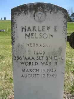 Harley Emmet Nelson